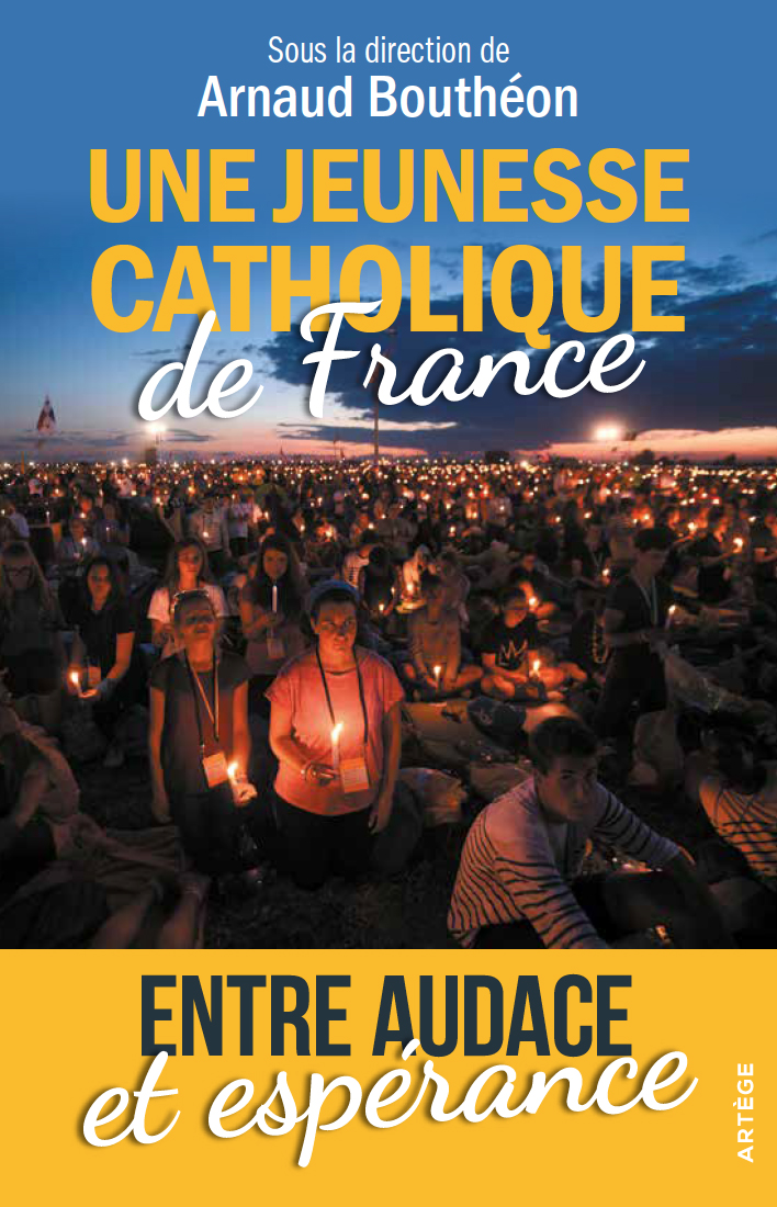 Une jeunesse catholique de France - couverture