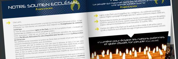 Brochure de présentation - Lights int the Dark